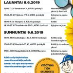 Kesäkuun remonttinäyttelyt 8.-9.6.2019